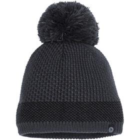 Marmot Charlene Hat Women, black/dark steel